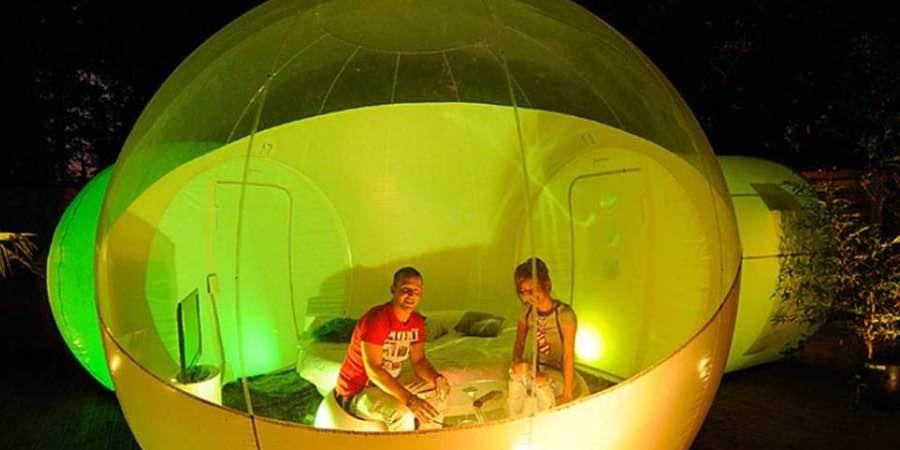 tienda burbuja, habitación burbuja comprar, bubble room comprar , comprar casa burbuja, bubble ten españa, al por mayor burbujas de viento, clamping burbuja