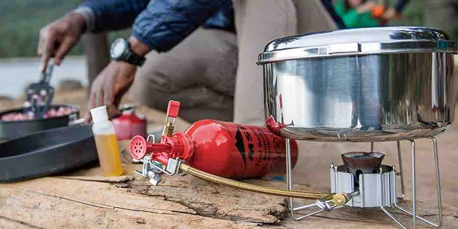 MSR Hornillo WhisperLite International Combo 2019 Hornillos de Camping
