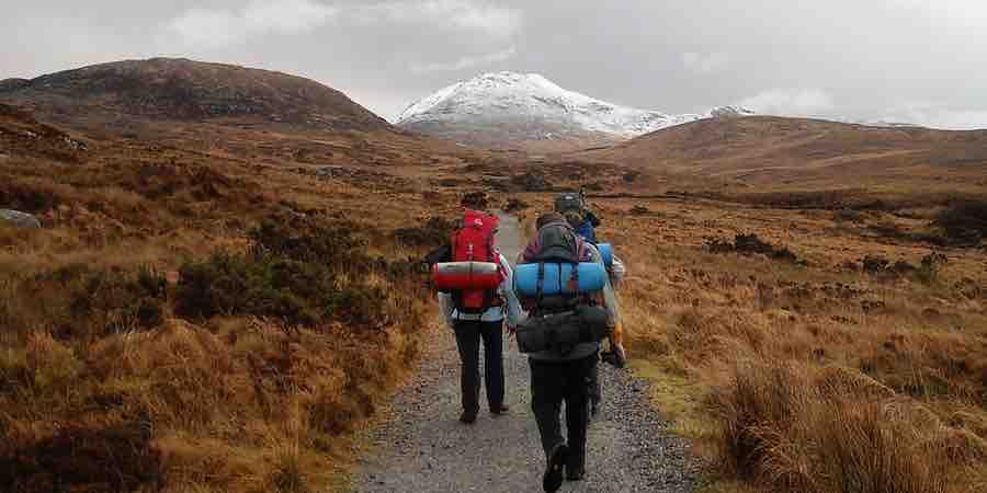 Rutas de trekking. Trekking en nepal