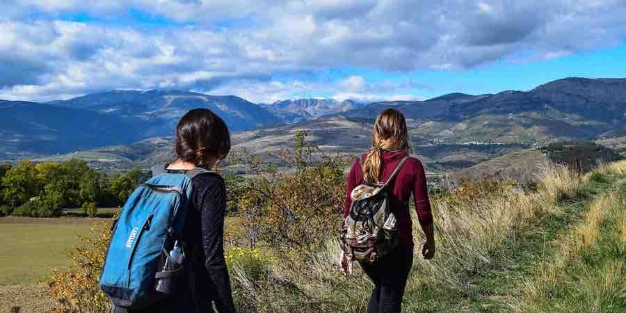 Senderismo. Excursionismo