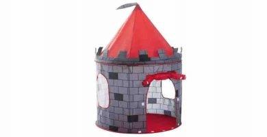 Tiendas de campaña castillo