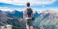 Trekking. Montañismo