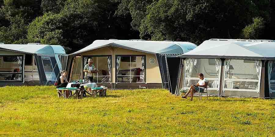 tiendas camping y familiares