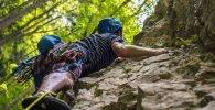 Escalada en roca, escalada clásica