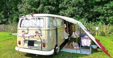 Toldo para furgoneta camper, tiendas para techo furgoneta, tiendas para techos furgonetas
