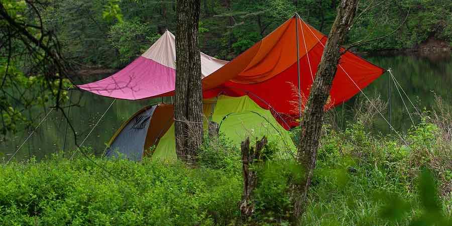 acampada libre francia