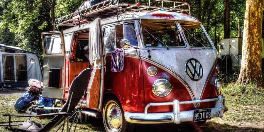 accesorios furgonetas camper segunda mano