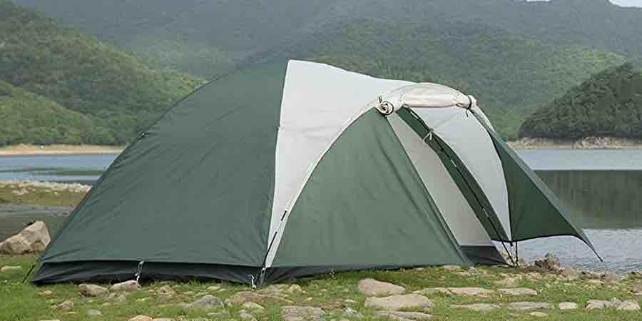 tienda de campaña iglú Semoo