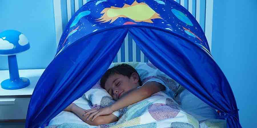 comprar tiendas de campaña para cama infantil