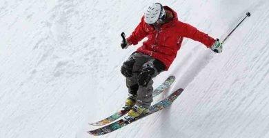 tienda de esqui