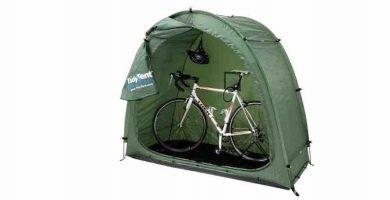 tiendas de campaña cobertizo para guardar bicicletas