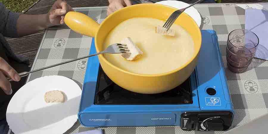 Hornillos portátiles para cocinar en el exterior de la camper