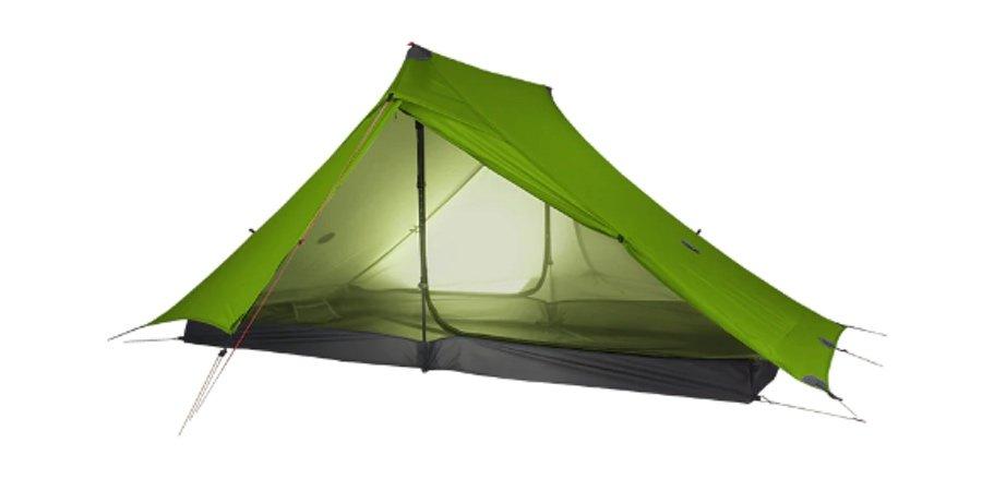 Tiendas de campaña de un solo techo sin barras